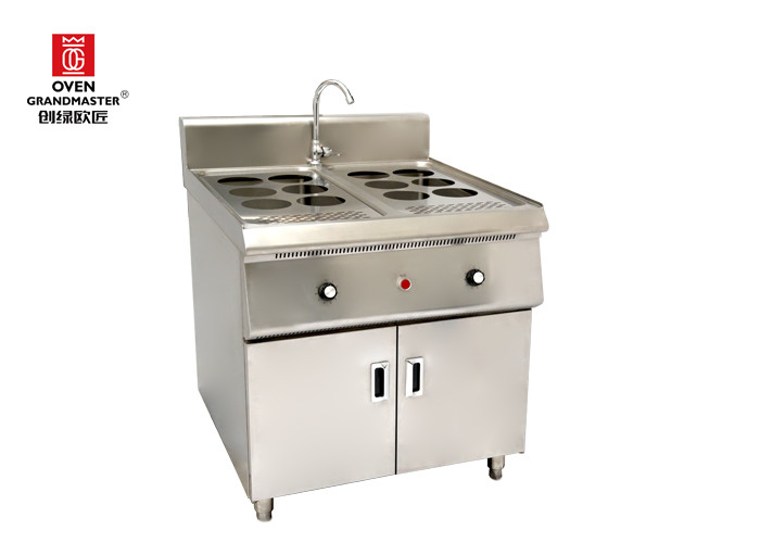 12 Holes Commercial Cooker Machine Cooking Noodles Kitchen Equipment